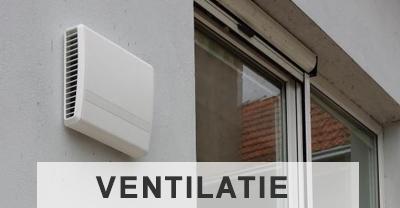 Offerte ventilatie