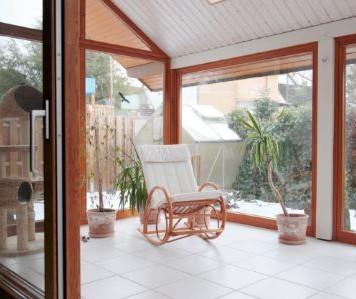 Prijs veranda per m²