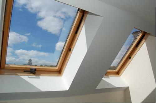 kostprijs nieuw dak: dakraam vernieuwen