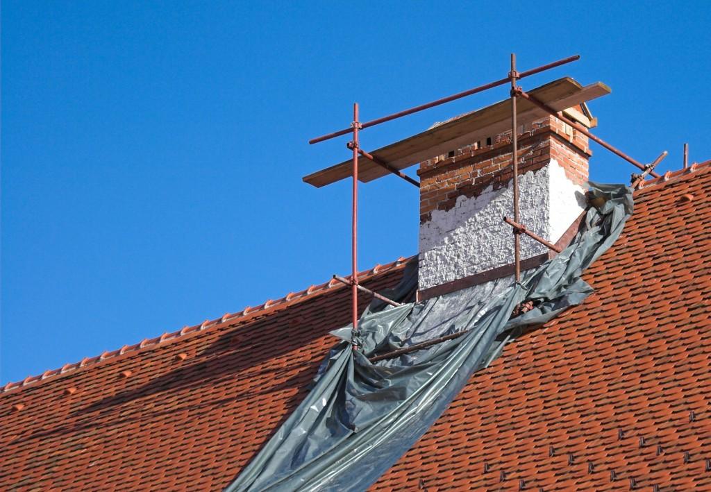 kostprijs schoorsteen herstellen
