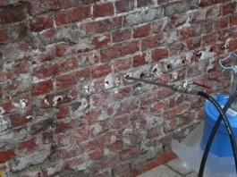 prijs muur injecteren
