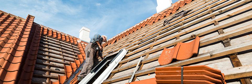 Dakwerken | Vind de beste dakwerker in de regio